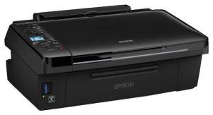 МФУ (принтер) Epson Stylus SX420W струйное 3 в 1