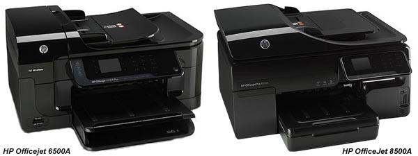 HP 6500A / 8500A