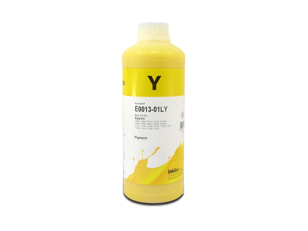 Чернила InkTec E0013-01LY Yellow