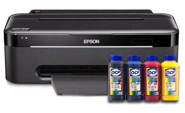 Принтер для печати с СНПЧ