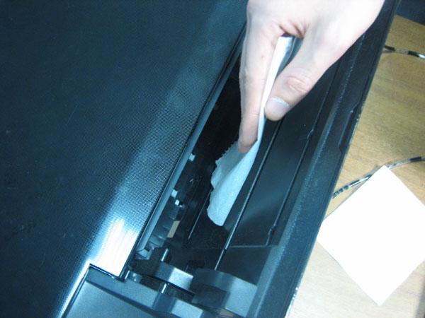 Правила эксплуатации струйного принтера