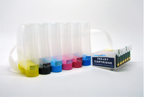 Система непрерывной подачи чернил Jet Print для принтеров Epson Stylus Photo P50 / PX650