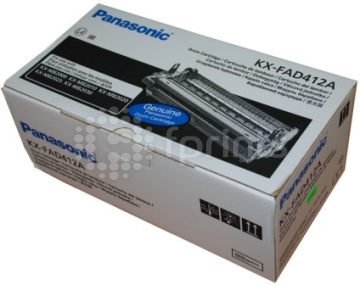 Драм-картридж Panasonic KX-FAD412A Black