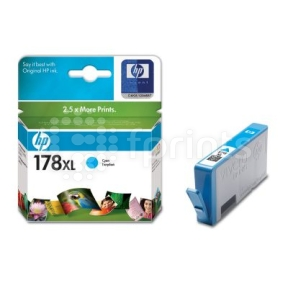 Картридж HP 178XL (CB323HE) Cyan