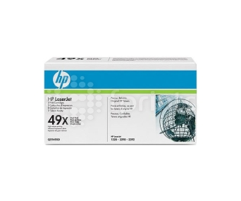 Лазерный картридж HP Q5949XD (49X) Black