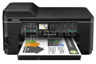 МФУ Epson WorkForce WF-7515 А3+