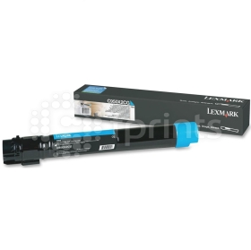 Принт Картридж Lexmark C950 Extra High Yield Cyan (голубой) 22K