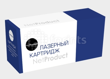 Лазерный картридж NetProduct для Xerox WC 3315 / 3325 Black