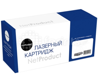 Лазерный картридж NetProduct для Canon FC-336, PC-760, PC-780 Black 4000 стр.